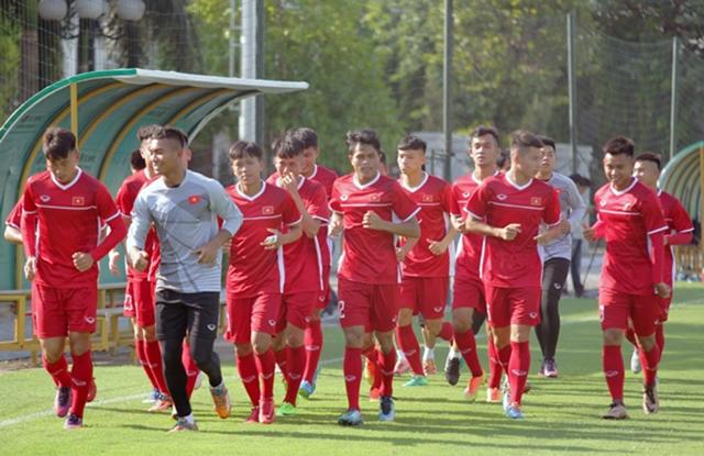 U19 Việt Nam tự tin thành công tại AFF Cup 2018