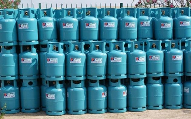 Giá gas ở TP Hồ Chí Minh đồng loạt tăng