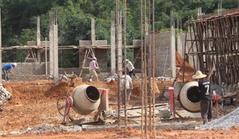 Xây dựng nông thôn mới ở Tràng Định: Quyết tâm xã điểm