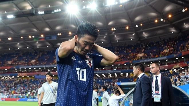 Cận cảnh Nhật Bản thua ngược Bỉ đáng tiếc ở những giây cuối cùng