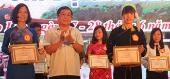 Ghi nhận từ hội thi bí thư chi bộ giỏi huyện Cao Lộc