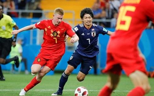 Đường vào tứ kết World Cup 2018 của ĐT Bỉ: Phô diễn sức mạnh