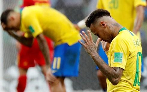 """Thể thao 24h: Neymar và đồng đội """"chết lặng"""" sau trận thua Bỉ"""