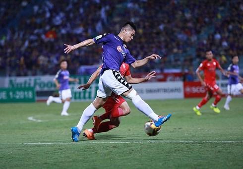 """Vòng 18 V-League 2018: """"Hà Nội FC có khả năng vô địch đến 80%"""