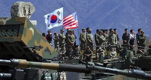 Hàn Quốc tiếp tục hủy tập trận quân sự chung thường niên
