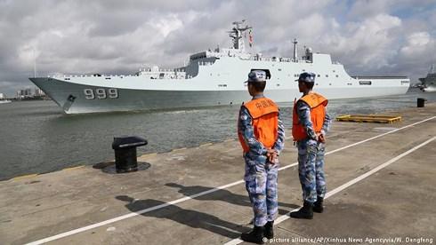 Châu Phi - Vùng địa chiến lược quân sự quan trọng của Trung Quốc