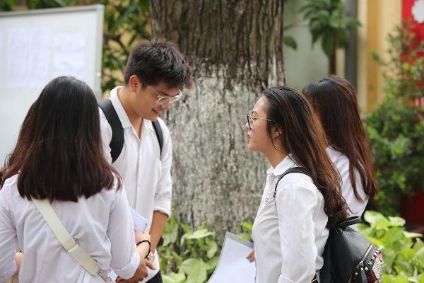 Tỷ lệ tốt nghiệp chung toàn quốc đạt 97,57%