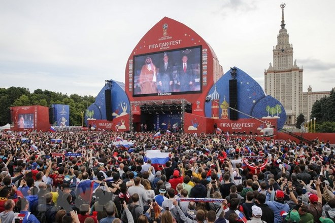 Bản quyền World Cup 2018 bị vi phạm nghiêm trọng ở Trung Đông
