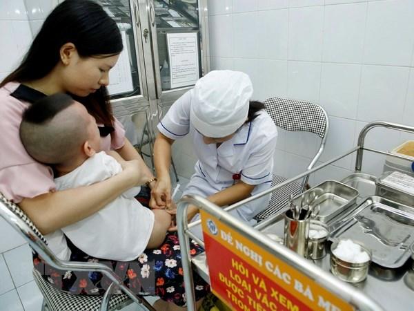Đảm bảo cung ứng vắcxin phòng bệnh kết hợp bạch hầu, ho gà, uốn ván