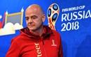 Chủ tịch FIFA cảm ơn Nga vì kỳ World Cup thành công nhất mọi thời đại