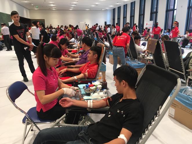 Hàng nghìn bệnh nhân được cứu sống từ những giọt máu tình nguyện