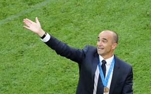 """HLV Roberto Martinez: """"Hạng ba World Cup 2018 là thành công của ĐT Bỉ"""""""