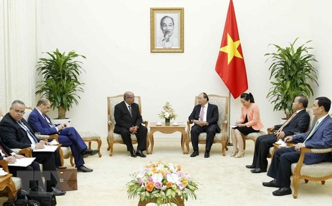Báo Algeria đưa tin về chuyến thăm của Ngoại trưởng đến Việt Nam