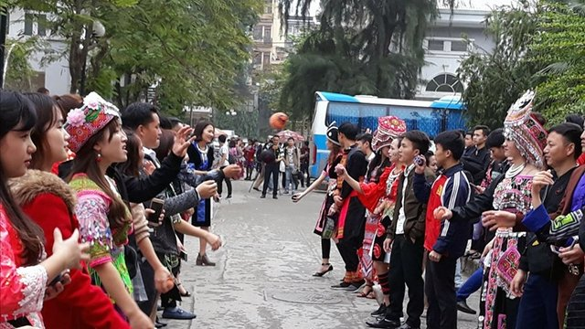 Lưu giữ và quảng bá văn hóa độc đáo của đồng bào dân tộc Mông