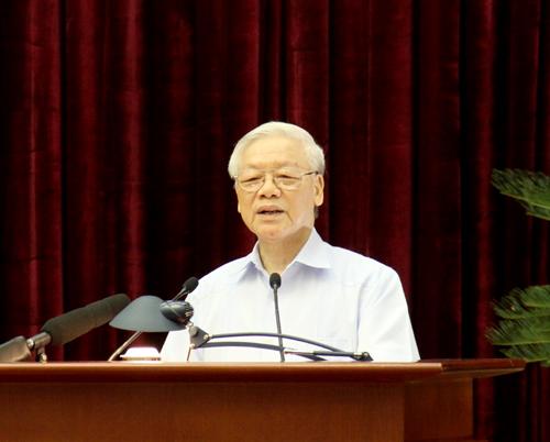 Tổng Bí thư chỉ đạo tăng cường thực hiện quy chế dân chủ cơ sở