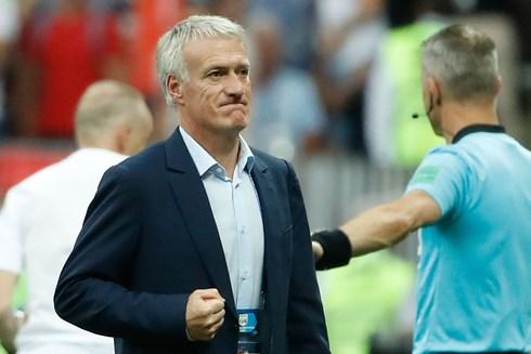 Pháp vô địch World Cup 2018, HLV Deschamps đi vào lịch sử