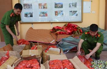 Công an thành phố Lạng Sơn: Điểm sáng phong trào thi đua Vì an ninh Tổ quốc