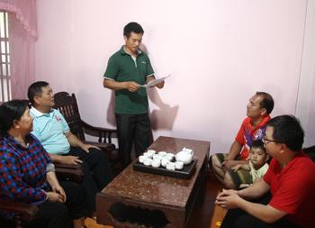 Bắc Sơn: Dân vận khéo trong vùng đồng bào tôn giáo