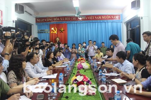 Công bố kết quả kiểm tra, xác minh kết quả thi THPT tại Lạng Sơn: Không có bất thường tại kỳ thi