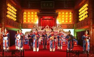 Lần đầu tiên có Liên hoan trình diễn di sản văn hóa phi vật thể quốc gia