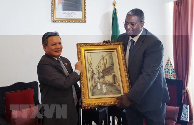 Việt Nam và Algeria tăng cường hợp tác trong lĩnh vực du lịch