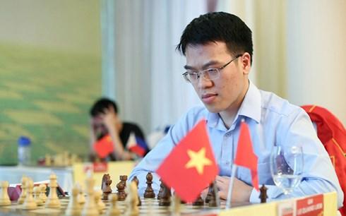Lê Quang Liêm gây bất ngờ tại giải Cờ vua Siêu kiện tướng