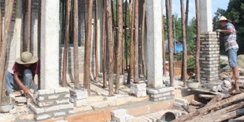 Xây dựng nông thôn mới: Đẩy nhanh tiến độ các công trình