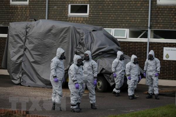 Nga kêu gọi Anh không gia tăng căng thẳng về các vụ đầu độc