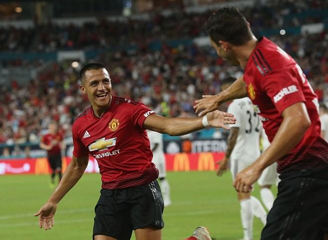 Real Madrid bại trận trước M.U trong ngày ra mắt HLV Lopetegui
