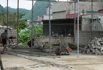 Bắc Sơn: Quyết liệt xử lý các trường hợp làm nhà trên đất nông nghiệp