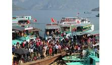 Hòa Bình đón trên 1,6 triệu lượt khách du lịch trong 6 tháng đầu năm 2018