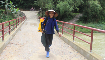 Xây dựng nông thôn mới: Sức dân ở Mai Sao