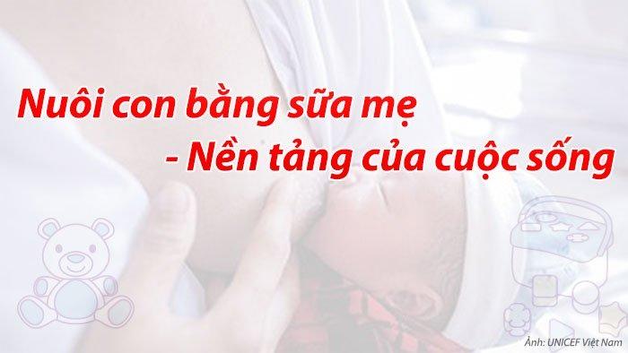 [Infographic] Lợi ích gì khi trẻ được bú mẹ sớm ngay sau sinh?