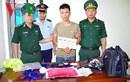Biên phòng Hà Tĩnh bắt giữ đối tượng vận chuyển 3.000 viên ma túy