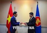 Việt Nam cam kết hợp tác triển khai các ưu tiên của ASEAN trong xây dựng Cộng đồng ASEAN