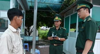 Bộ đội Biên phòng tỉnh: Tuyên truyền, giáo dục pháp luật cho nhân dân biên giới