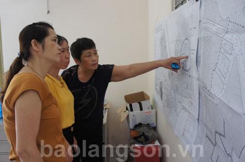 Công bố điều chỉnh cục bộ quy hoạch chi tiết phường Vĩnh Trại