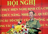 Quyết định sáp nhập 20 Cảnh sát PCCC vào Công an tỉnh thành