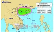Áp thấp nhiệt đới khả năng mạnh lên thành bão, Bắc Bộ sẽ có mưa rất to