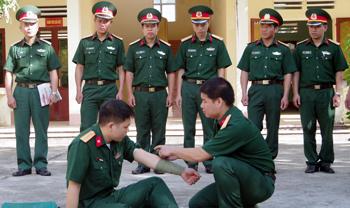Đảng bộ Quân sự huyện Văn Quan: Xây dựng nền nếp chính quy, vững mạnh toàn diện