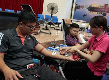 Cao Lộc: Lan tỏa phong trào hiến máu tình nguyện