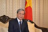 Nền tảng vững chắc của quan hệ Việt Nam - Ấn Độ