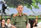 Bộ trưởng Tô Lâm nói về vụ Vũ 'nhôm' và vụ đánh bạc nghìn tỷ