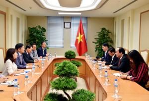 Hoan nghênh Samsung mở rộng đầu tư tại Việt Nam