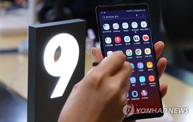 Giá chính thức của Galaxy Note 9 ở Việt Nam rẻ hơn so với dự kiến