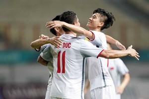 Olympic Việt Nam sớm vào vòng 1/8 với chút lợi thế