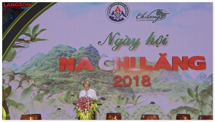 LẠNG SƠN KHAI MẠC NGÀY HỘI NA CHI LĂNG LẦN THỨ II NĂM 2018