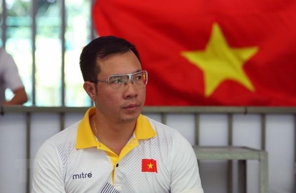 Hoàng Xuân Vinh ra mắt trong nội dung mới của ASIAD 2018