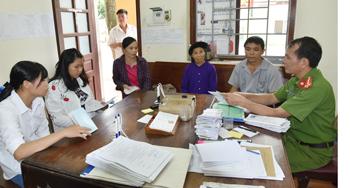 Công an huyện Văn Quan: Học tập, thực hiện sáu điều Bác Hồ dạy