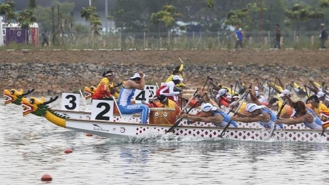 Đoàn VĐV liên Triều giành huy chương lịch sử ở Asiad 18